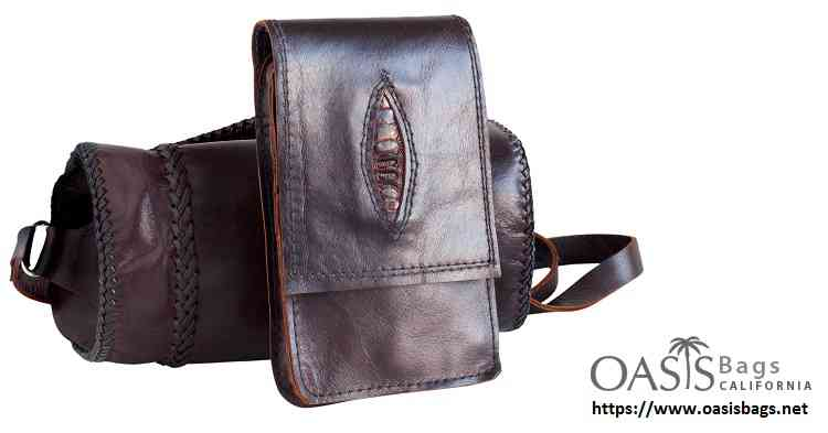 Designer Leather Cross Body Bags For Women Available Online