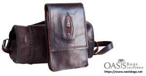 Versatile Women Choose Leather Messenger Bags
