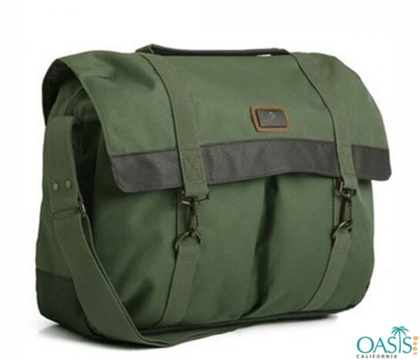 Army Green Messenger Bag Wholesale