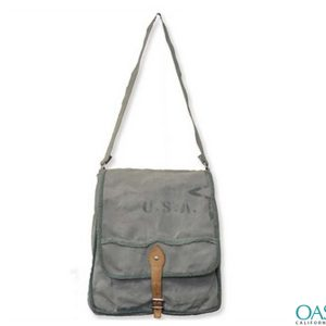 Multi Hued Messenger Bag Wholesale
