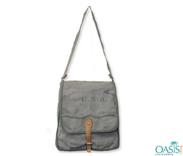 Multi Hued Messenger Bag Wholesale