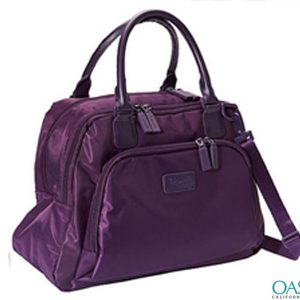 Aubergine Tote Hold All For Ladies Wholesale