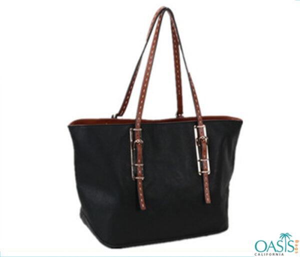 Big Black Tote Bag Wholesale Manufacturer in USA, Canada, Australia