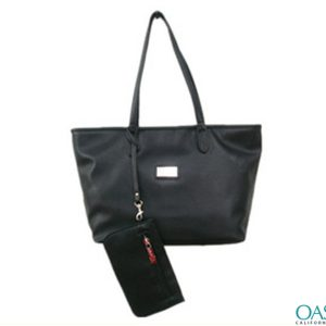 Black Shine Tote Bag Wholesale Manufacturer in USA, Canada, Australia