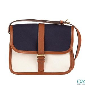Bulk Blue and White Block Custom Private Label Satchel Bags Wholesale Manufacturer in USA, Canada, Australia
