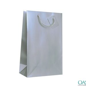 Bluish Grey Gift Bag Wholesale Manufacturer in USA, Canada, Australia