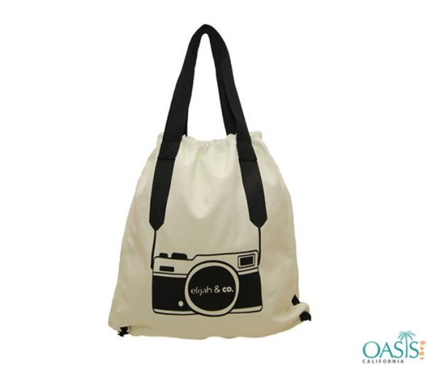 Wholesale Camera Print Tote Bag Manufacturer and Supplier in USA, Canada, Australia