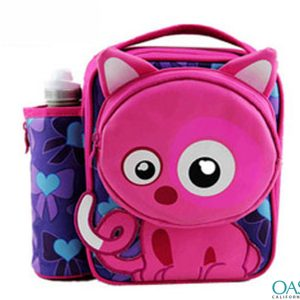 Cat Print Cooler Bag Wholesale
