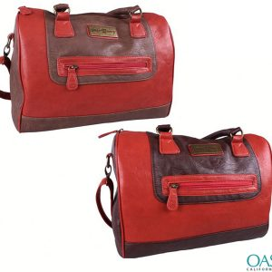 Classic Red Cranberry Handbag Wholesale