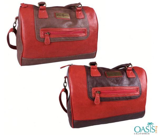 Classic Red Cranberry Handbag Wholesale