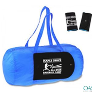Cobalt Blue Folding Travel Bags Wholesale