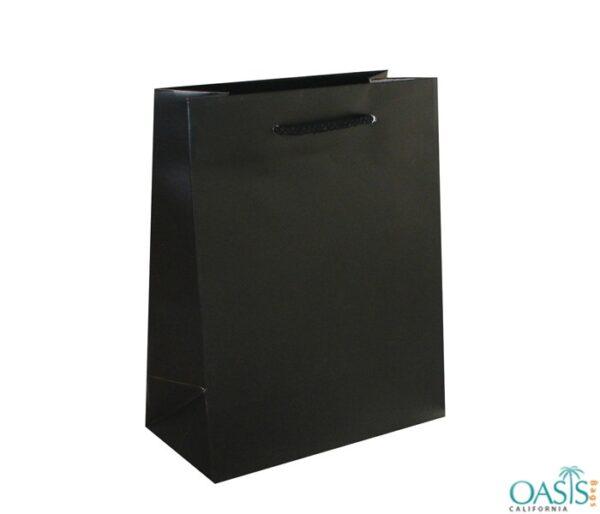 Elegant Black Gift Bag Wholesale