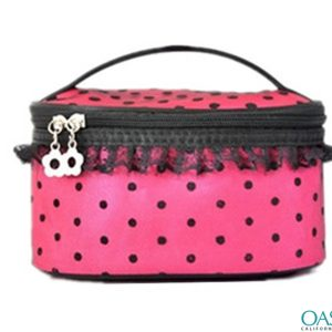 Hot Pink Cosmetic Bag Wholesale