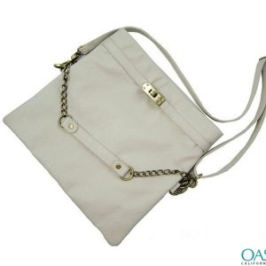 Skirty White Designer Ladies Handbag Wholesale