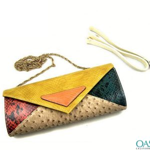 Multi Pattern Designer Sling Handbag Wholesale