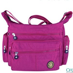 Multiutility Side Pocketed Diaper Bag Wholesale