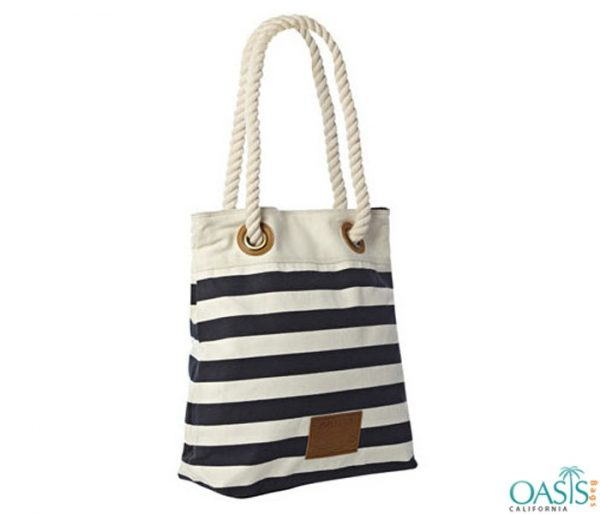Wholesale Nautical Print Tote Bag Manufacturer and Supplier in USA, Canada, Australia
