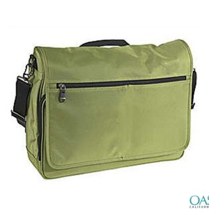 Olive Green Laptop Bag Wholesale