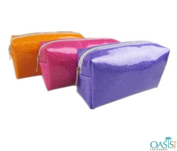 Pouch Style Soft Cosmetic Bag Wholesale