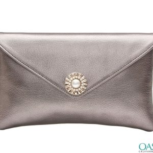 Superior Leather Envelope Clutch Bag Wholesale