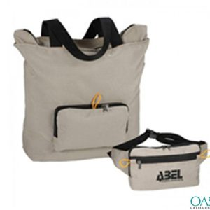 Two in One Tote Shopping Bag Wholesale