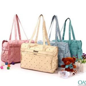 Fashionable Baby Diaper Changing Bag Wholesale