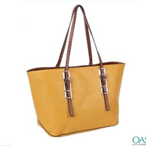 Yellow Ochre Tote Bag Wholesale