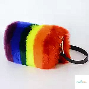 Fluffy Feathers Bags Wholesale