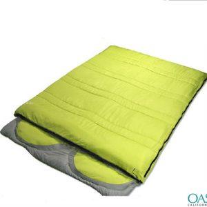 mattress style sleeping bag