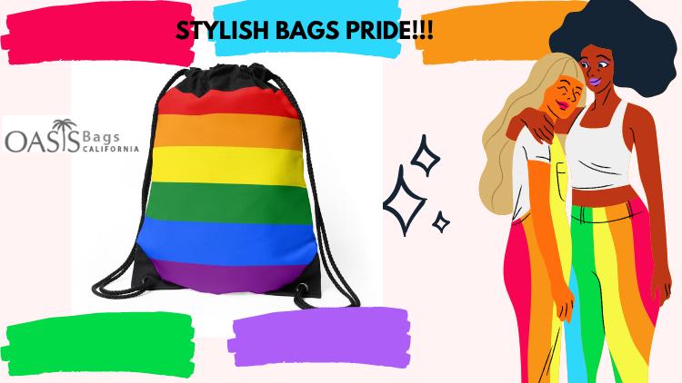 pride bag supplier