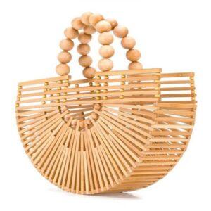 straw shoulder handbags