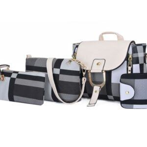 handbags set with purse